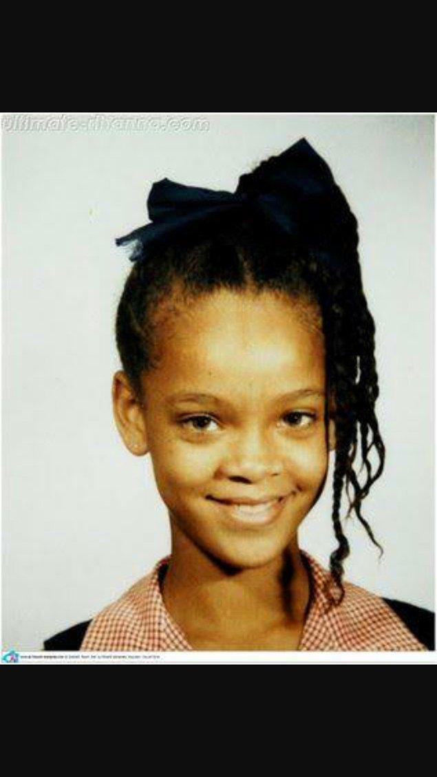 1.Rihanna 20 Şubat 1988 yılında Barbados'da doğdu.
