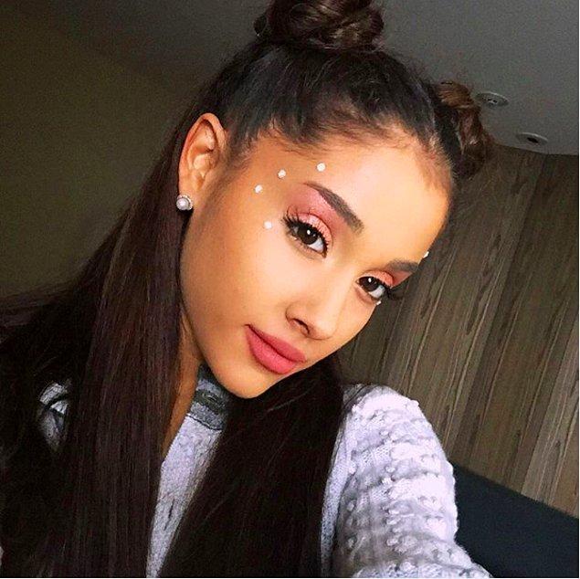 Ariana Grande ve daha nicesi...