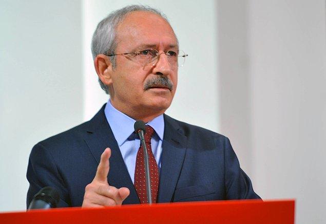 Kılıçdaroğlu: 'Böyle bir tablo Cumhuriyet tarihinde olmamıştır'