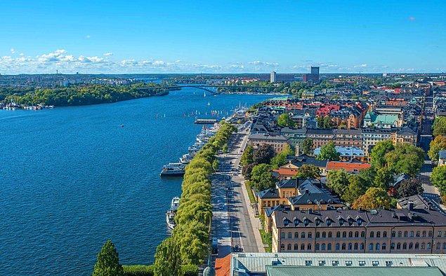 13. İsveç
