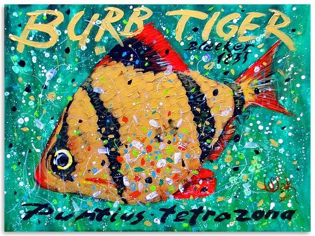 "3. ""BURB TIGER"""