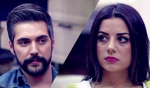 Hatta Nur Erkoç bu ses kaydından bahsettiği için evden elenmiş, Semih ile olan ilişkileri de tamamen bitmişti.
