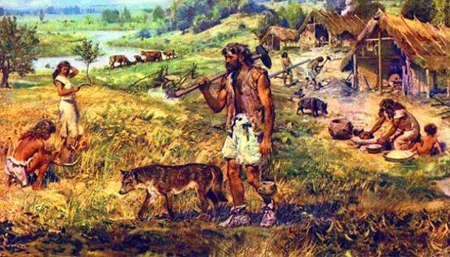 14. Bazı araştırmacılar tarım öncesi toplumunun huzur içinde ve şiddete başvurmadan yaşadığını iddia ediyor olsa da, elde edilen kanıtlara göre toplumumuzda cinayet çok eskilere dayanıyor.