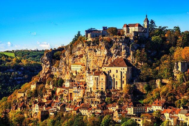 2. Rocamadour, Fransa