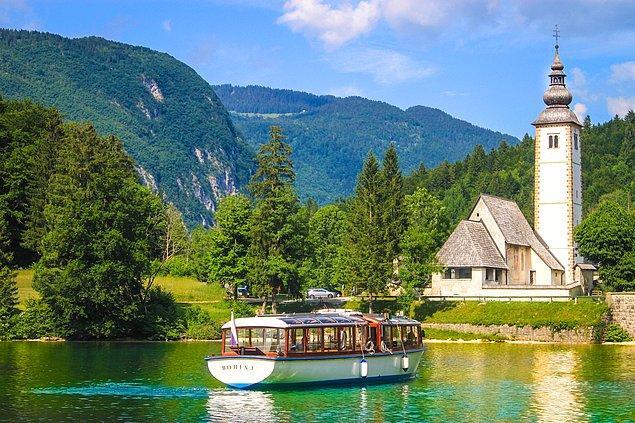 3. Bohinj, Slovenya