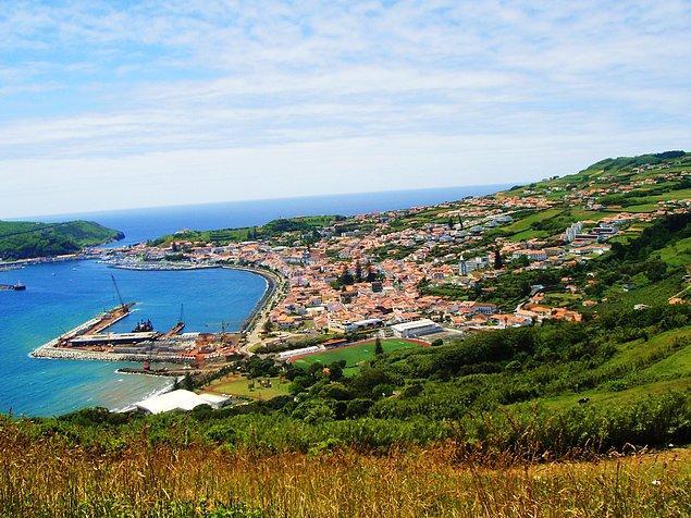 4. Faial, Portekiz