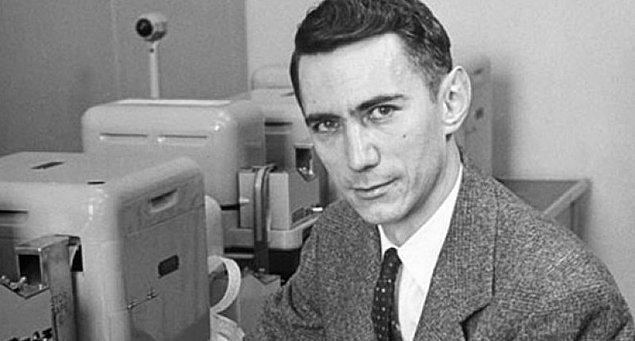1. Bilgi Kuramı - Claude Shannon (1948)
