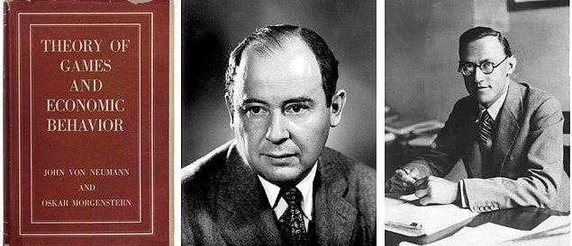 2. Oyun Kuramı - John von Neumann ve Oskar Morgenstern (1944)