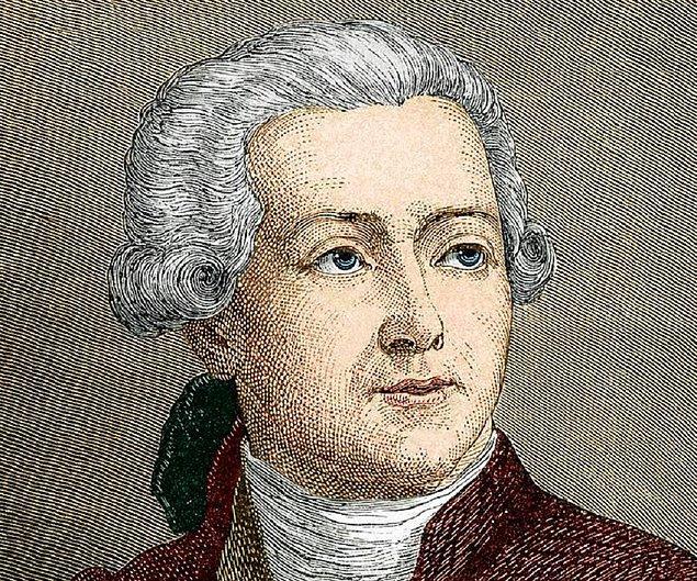 3. Yanma Üzerine Oksijen Teorisi - Antoine Lavoisier (1770'ler)