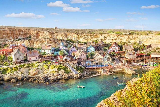 15. Mellieha, Malta
