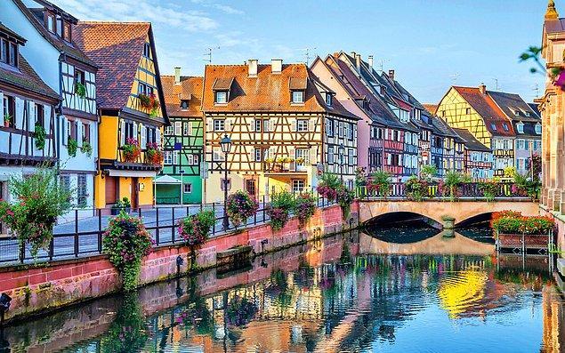 18. Colmar, Fransa
