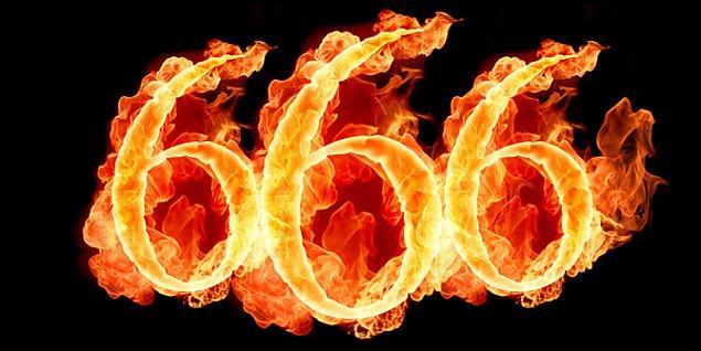 Simetrik bir sayının göz alıcılığı haricinde 666'nın vadettiği mükemmel matematiksel değerler mevcut değil.