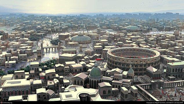 İncil döneminde ceberrut Roma İmparatorluğunun hüküm sürdüğünü hatırlatalım.