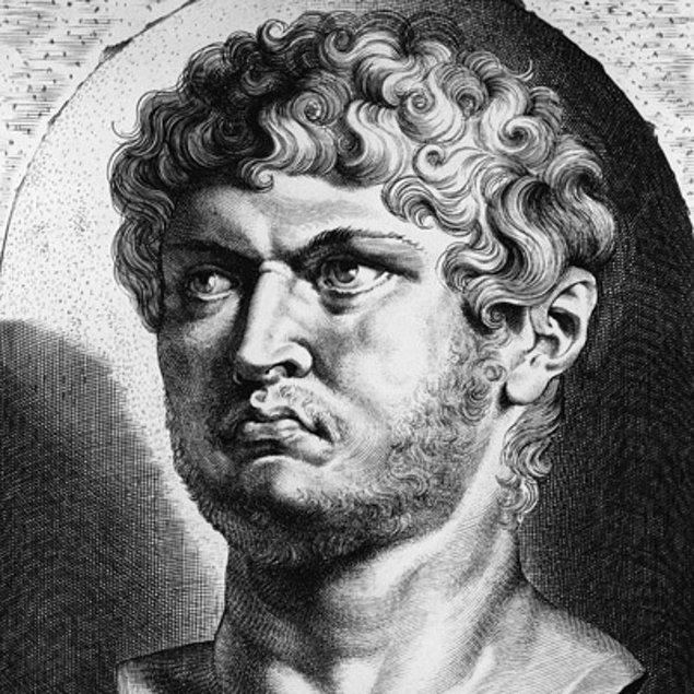 """O da ne? 666 sayısını İbranice telaffuzu """"Neron Kesar"""" çıkıyor. Yani Nero Caesar'ın İbranice'si."""