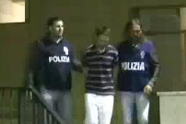Suçunu itiraf etti ve tutuklandı
