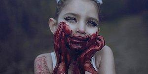 Bir Garip Sanat: Gördüğünüz Zaman Aklınıza Ölümü Getirecek Zombi Çocuklar