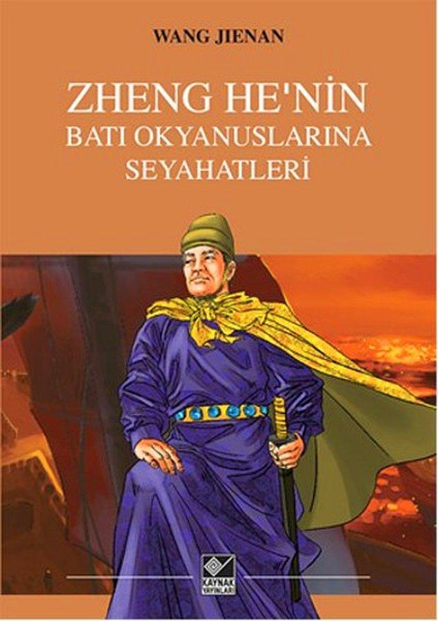 11. Zheng He'nin Batı Okyanuslarına Seyahatleri - Wang Jienan