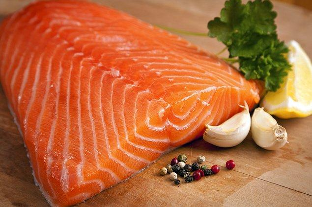 13. Omega 3'ü Yüksek Balıklar