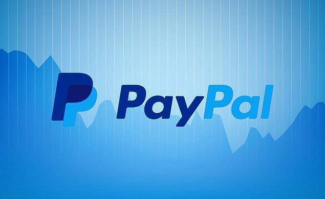 5- PayPal, Türkiye'deki Faaliyetlerini Durduruyor