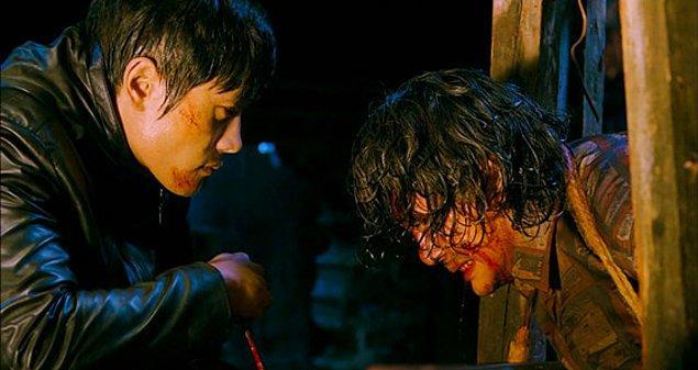 5. I Saw the Devil (Kim Jee-woon, 2010, Güney Kore)