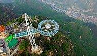 Yükseklik Korkunuz mu Var? Dünyanın En Büyük Cam Platformunda Korkunla Yüzleş!