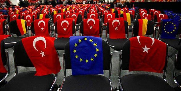 Almanya, Türkiye'nin en büyük ticari ortaklarından biri