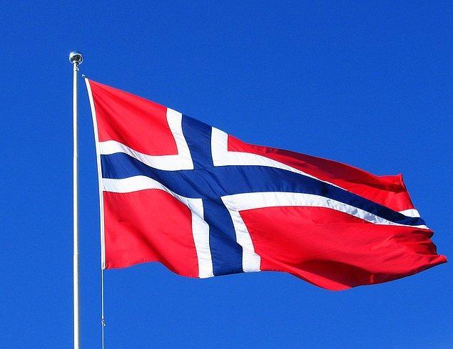 5. Norveç bayrağının içinde kaç tane farklı ülkenin bayrağı bulunmaktadır?