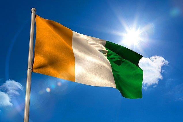 1. İlk olarak görseldeki bayrak hangi ülkeye aittir?