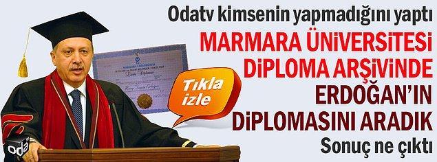 Diploma sistemde yok mu?