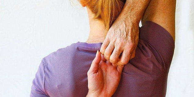 9. Omuz, bilek ve kol germe hareketleri