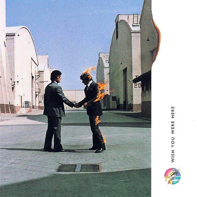 19. Wish You Were Here (1975) ve Animals (1977)