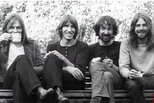 "48. ""Pink Floyd artık bitti"""