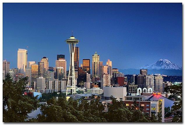 1. Seattle'daki tüm pencereleri yıkaman istenseydi, karşılığında ne kadarlık bir ücret talep etmen gerekirdi?