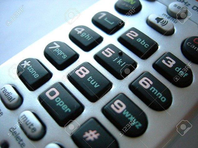 10. Herhangi bir telefon numarası tuşladığımızda, sırasıyla bu tuşlara karşılık gelen harflerden kaç farklı anlamlı kelime türetilebilir?