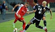 Beşiktaş'ın Rakibi Skenderbeu Avrupa'dan Men Edildi