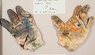 Francis Bacon'ın Resim Eldivenleri Mezatta