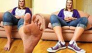 Yalnızca, Ayakları 40 Numara Olan Kadınların Yaşamaya Alıştığı 23 Durum