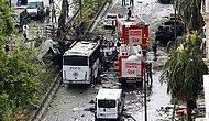 Türkiye Güne Acı Haberle Uyandı: Vezneciler'de Polis Aracına Bombalı Saldırı