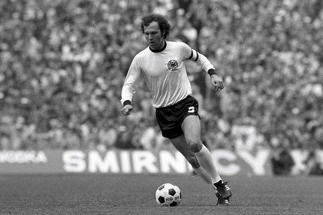 8. Beckenbauer / Almanya