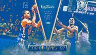 NBA Finalleri 4. Maçı Warriors vs Cavaliers Maç Özeti