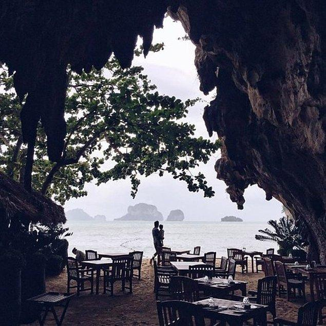 15. The Grotto | Krabi, Tayland.