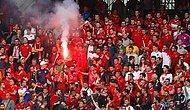 Hırvatistan Maçındaki İhlaller Nedeniyle UEFA, Türkiye'ye Soruşturma Açtı