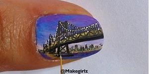 Makegirlz - шедевры живописи на ваших ногтях