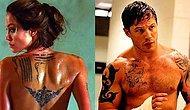 Film Karakterlerinin Vücutlarına, İzleyenlerin Akıllarına Kazınmış 26 Dövme