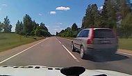 İçine James Bond Kaçan Litvanyalı Şoförün Filmleri Aratmayan Polisten Kaçış Görüntüleri