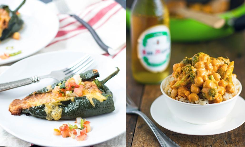 Lezzetten Ödün Vermeyiz: Vejetaryenler İçin 15 Kolay Yemek Tarifi