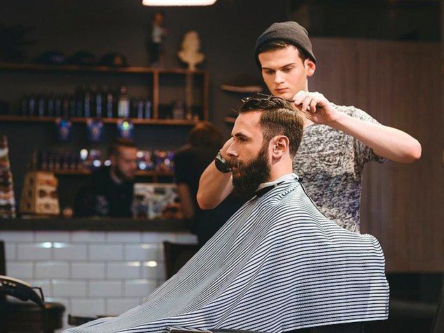 11. Saç kesiminizin, yüz şeklinize uygun olmasına önem verin.