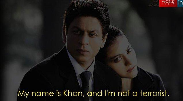 10. Hollywood alttan alttan gizli bir şekilde farklı yollarla mesajını verir. Bollywood'da ise mesaj net bir şekilde izleyiciye geçirilir.