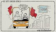 Emrah Ablak'ın Kaleminden İspanya - Türkiye Maçı 12 Karikatürle Çizgiye Dönüştü