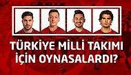 Diğer Milli Takımlarda Oynayan Türkler